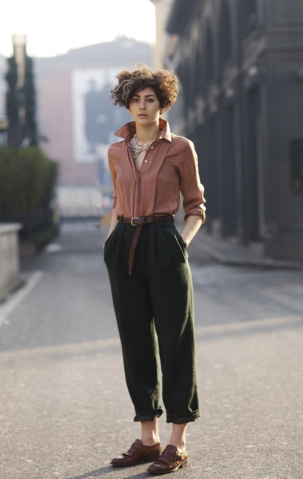11911Savitri 1798Web Street Style of the week: estilo propio