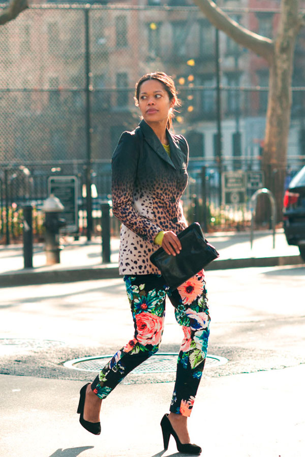 los pantalones streetstyle doubleclot 2 Uniformidad
