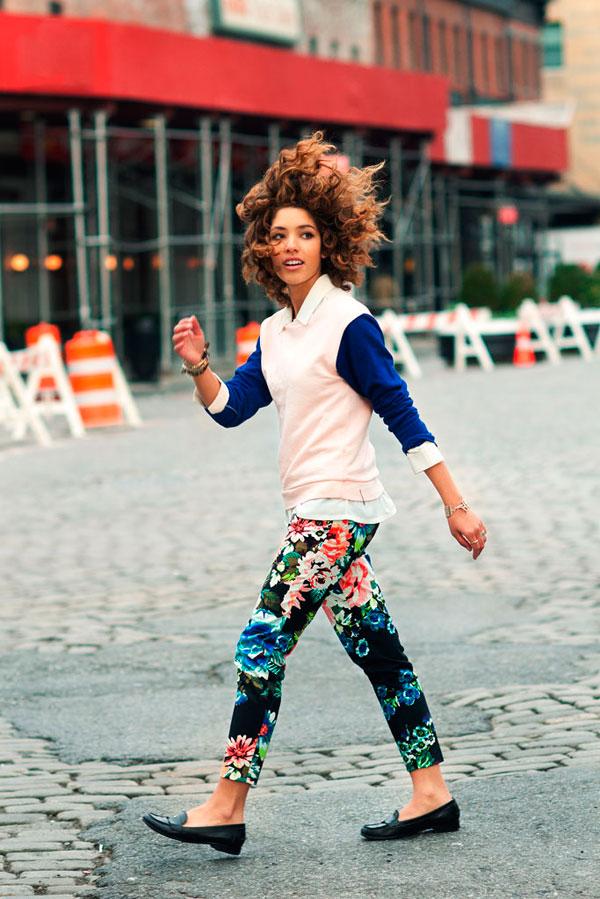 los pantalones streetstyle doubleclot 3 Uniformidad