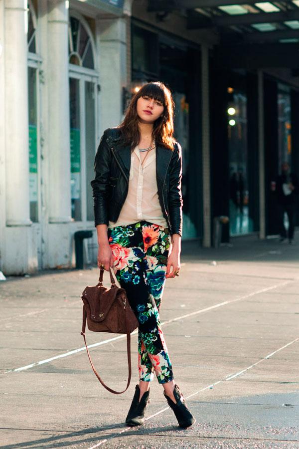 los pantalones streetstyle doubleclot 4 Uniformidad