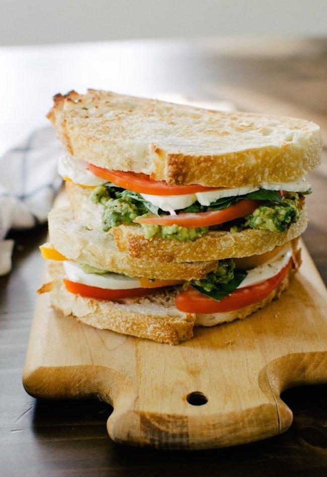 6 recetas vegetarianas en menos de 10 minutos-doublelcoth