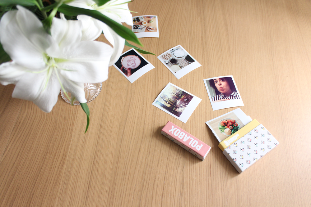 Polabox 1 ¡Imprime tus recuerdos de estas vacaciones gratis!