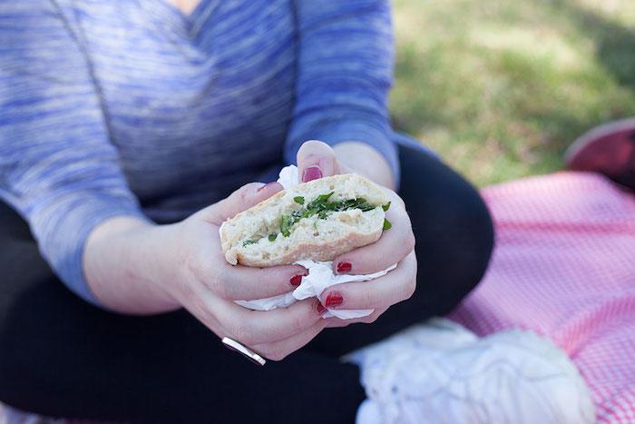 Picnic vegetariano-recetas-lady vegan-doublecloth