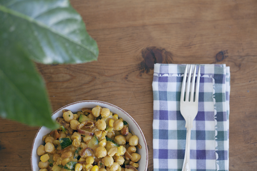 garbanzos guisados_Lady Vegan_Doublecloth