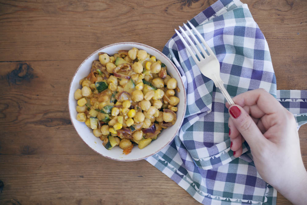 garbanzos guisados_Lady Vegan_Doublecloth_4